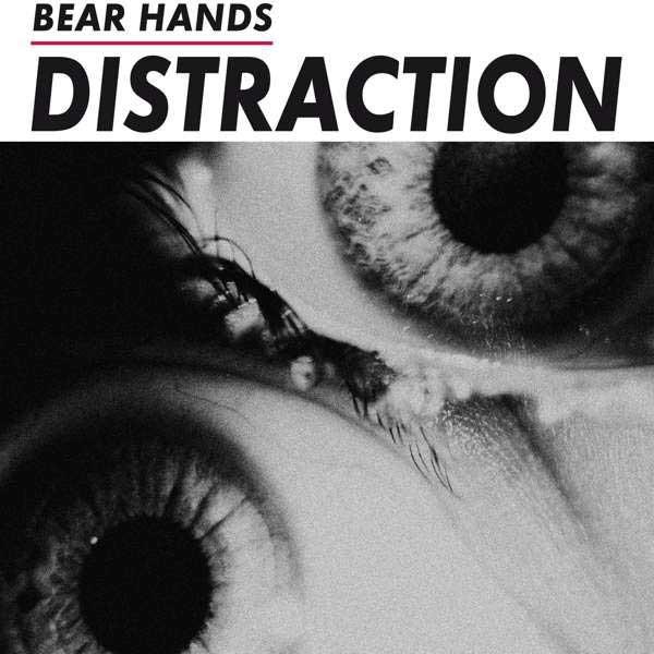 Bear Hands Distraction Plak