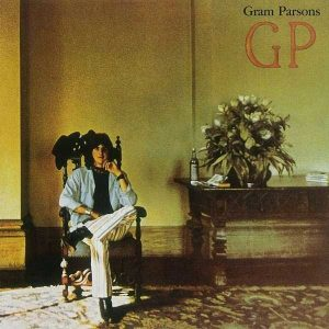 Gram Parsons Gp Plak