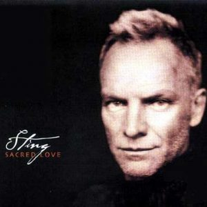 Sting Sacred Love Plak