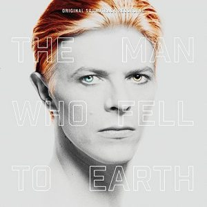 The Man Who Fell to Earth OST Plak
