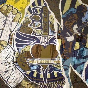 Bon Jovi What About Now - Plak