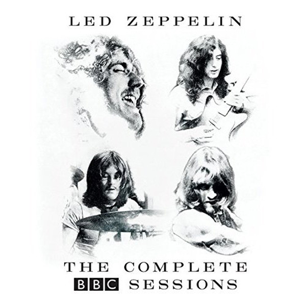 Led Zeppelin The Complete BBC Sessions Plak