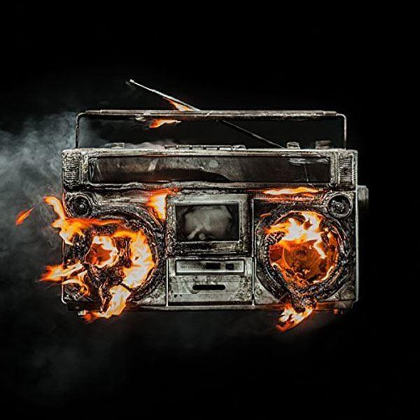 Green Day Revolution Radio Plak