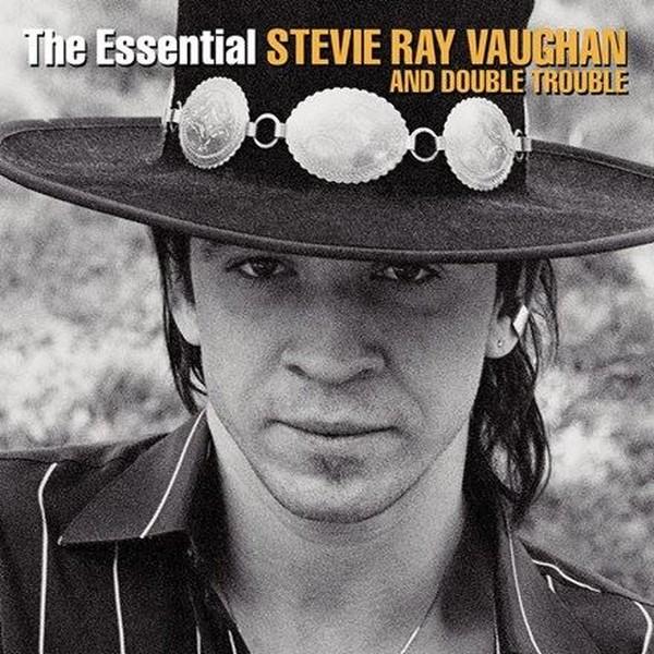 Steve Ray Vaughan The Essential Stevie Ray Vaughan Plak