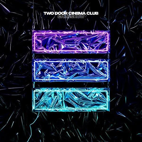 Two Door Cinema Club Gameshow Plak
