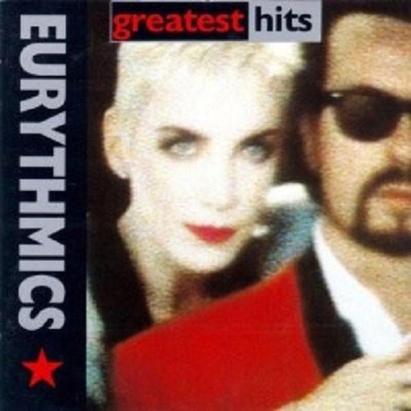 Eurythmics Greatest Hits Plak