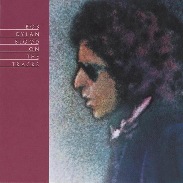 Bob Dylan Blood On The Tracks Plak