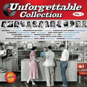 Unforgettable Collection Vol.1 Plak