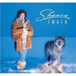 Shania Twain Plak