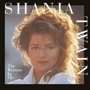 Shania Twain The Woman in Me Plak