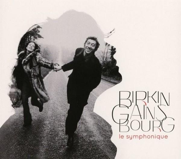 Birkin Gainsbourg Le Symphonique Plak