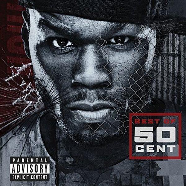 50 Cent Best Of Plak