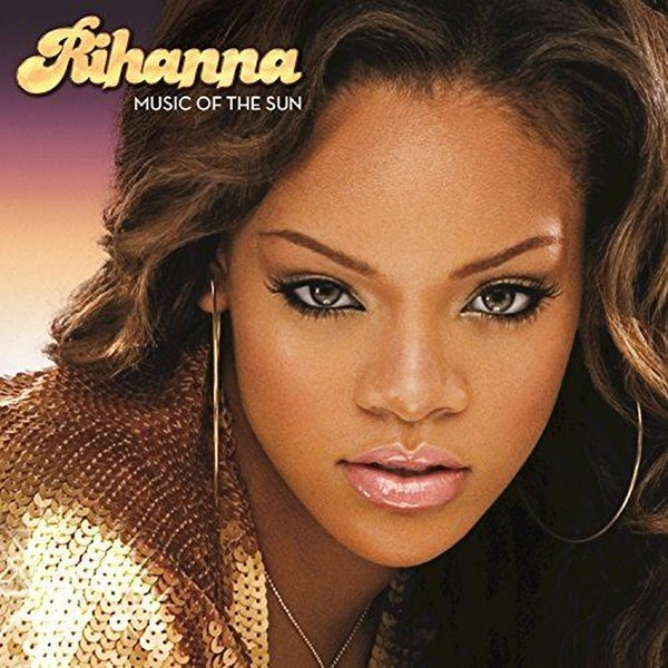 Rihanna Music Of The Sun Plak