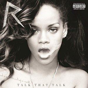 Rihanna Talk That Talk Plak