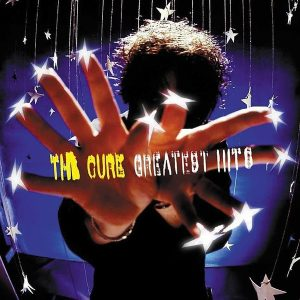 The Cure Greatest Hits Plak