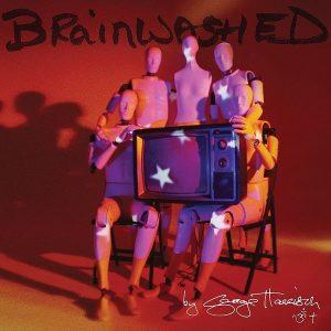 George Harrison Brainwashed Plak