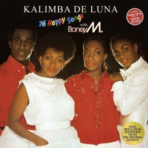 Boney M. Kalimba De Luna Plak