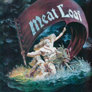 Meat Loaf Dead Ringer 1981 Plak