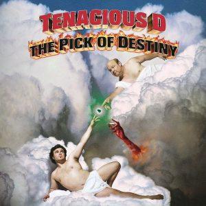 Tenacious D The Pick Of Destiny Deluxe Plak