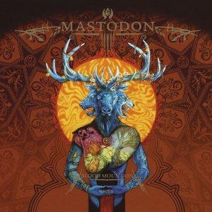 Mastodon Blood Mountain Plak