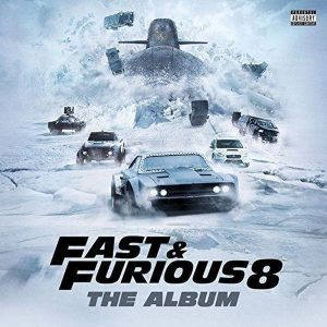 Fast & Furious 8 The Album Plak
