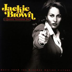 Jackie Brown Plak