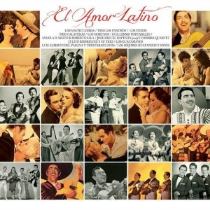 El Amor Latino Plak