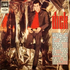 Dick Rivers Mister Pitiful Remastered Plak