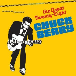 Chuck Berry The Great Twenty Eight Plak