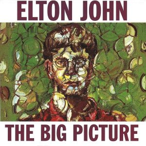 Elton John The Big Picture Plak