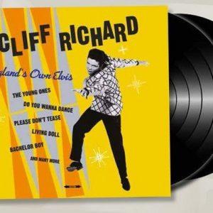 Cliff Richard England'S Own Elvis 2LP Plak