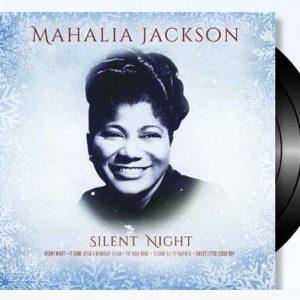 Mahalia Jackson Silent Night Plak