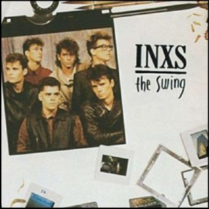 Inxs The Swing Plak