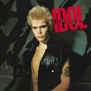Billy Idol Plak