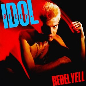 Billy Idol Rebel Yell Plak
