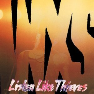 Inxs Listen Like Thieves Plak