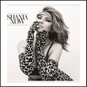 Shania Twain Now Plak