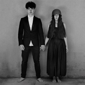 U2 Songs Of Experience (Blue Vinyl) Plak