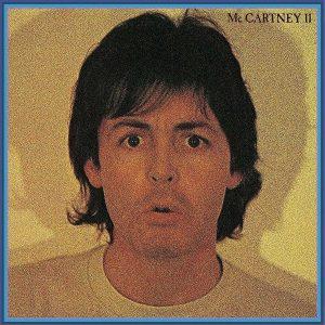 Paul McCartney Mccartney II Plak
