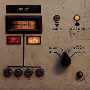 Nine Inch Nails Add Violence Plak