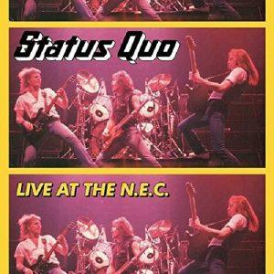 Status Quo Live At The N.E.C. Plak