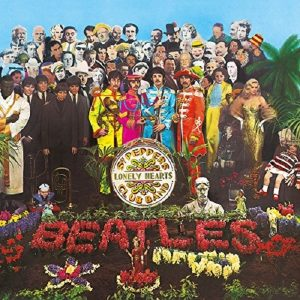 Beatles Sgt. Pepper's Lonely Hearts Club Band Plak