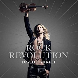 David Garrett Rock Revolution Plak