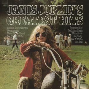 Janıs Joplin' Greatest Hits Plak