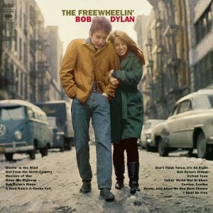 The Freewheelin' Bob Dylan Plak