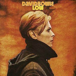 David Bowie Low 2017 Remastered Plak