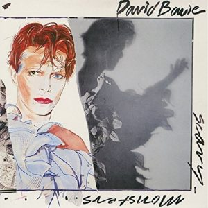 David Bowie Scary Monsters 2017 Remastered Plak