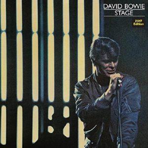 David Bowie Stage Live - 2017 Remastered Plak