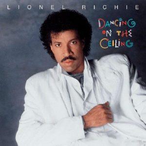 Lionel Richie Dancing On The Ceiling Plak