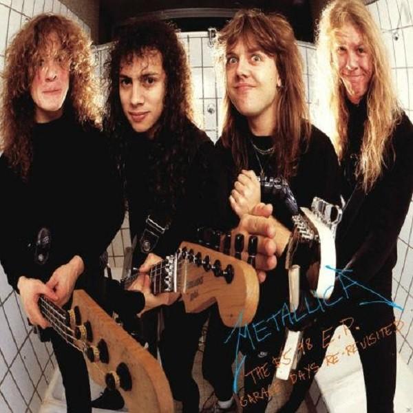 Metallica The $5.98 E.P. - Garage Days Re-Revisited Plak